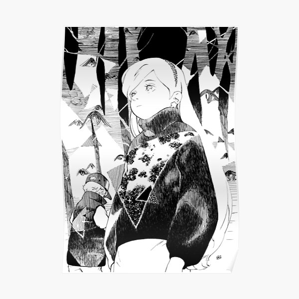 Birches [Gravity Falls] Poster