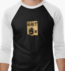 BRIT 6 Men's Baseball ¾ T-Shirt