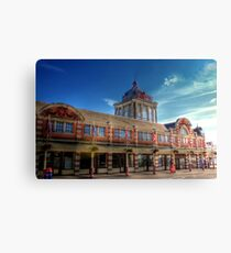 The Kursaal Southend  on sea  Canvas Print