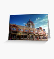 The Kursaal Southend  on sea  Greeting Card