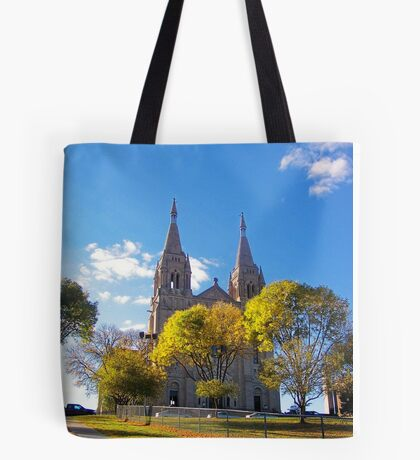 Hope on the Hill Tote Bag