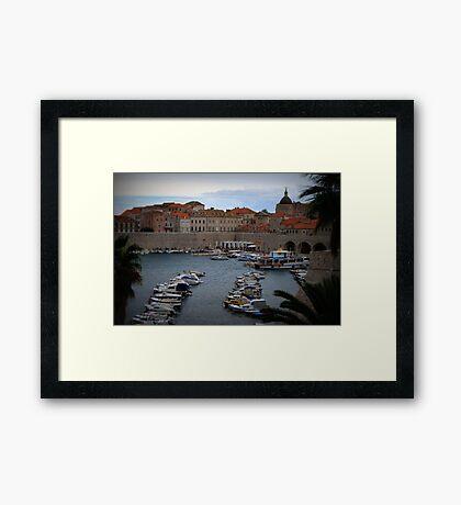 Dubrovnik Framed Print