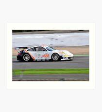 JWA-Avila Porsche No 55 Art Print