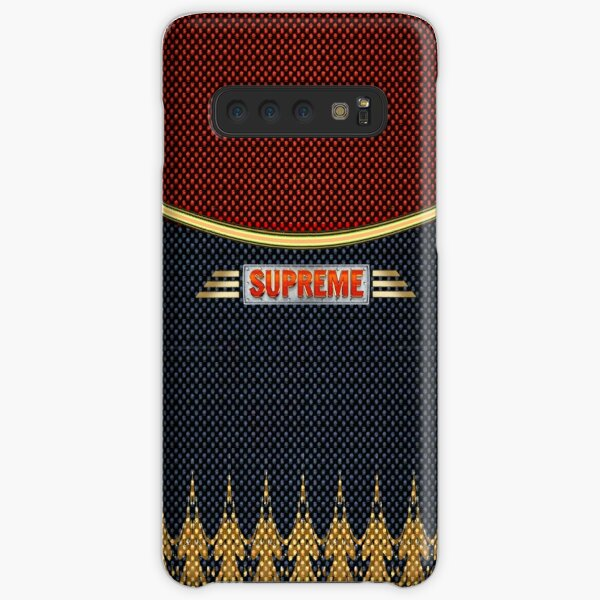 Supreme with Decorations Samsung Galaxy Snap Case