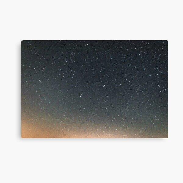 Ursa Maior | Nature and Landscape Photography Canvas Print