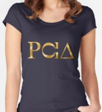 PC Women's Fitted Scoop T-Shirt