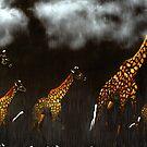 Giraffe by Elaine Manley
