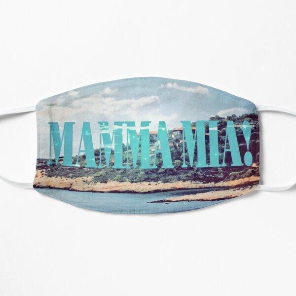 Mamma Mia Vintage Flat Mask