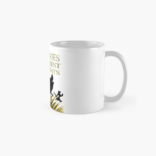 """""""It means no worries for the rest of your days. Hakuna Matata!"""" - Lion King Classic Mug"""