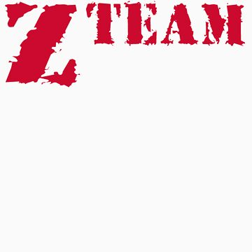 The Z-Team by Gumley