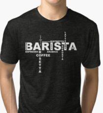 Barista Tri-blend T-Shirt