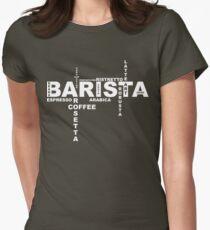 Barista Women's Fitted T-Shirt