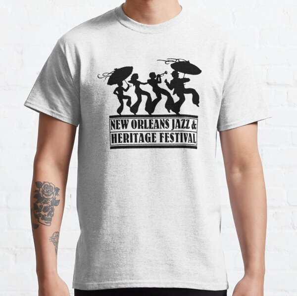 New Orleans Jazz & Heritage Festival  Classic T-Shirt