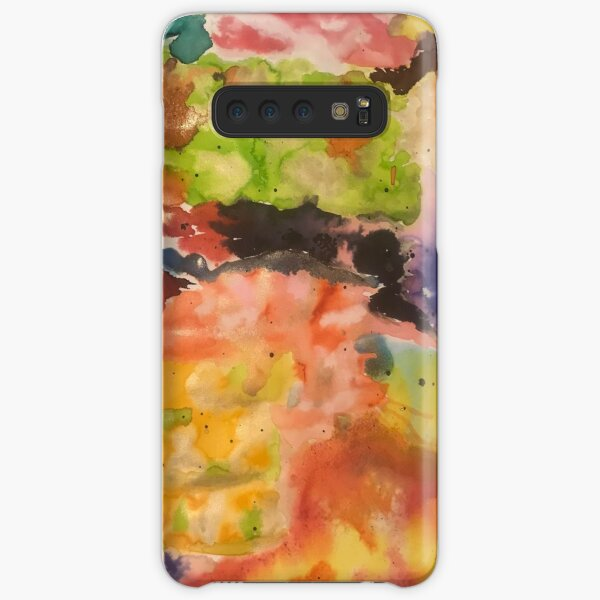 A world in different colours  Samsung Galaxy Snap Case