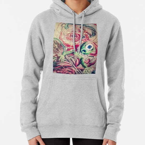 Graff in the city Pullover Hoodie