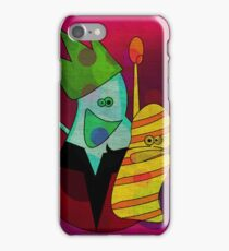 carnival party III iPhone Case/Skin