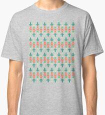 Barista Pattern Classic T-Shirt