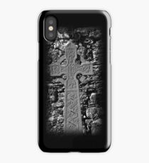 Ireland in Mono: Thy Will Be Done iPhone Case/Skin