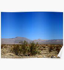 Desert Blues Poster