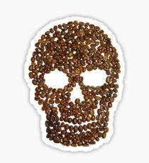 Skull & Beans Sticker