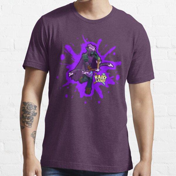 Raid.Land Shadow Hunter Purple Essential T-Shirt