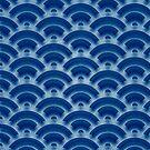 Floating Fan - Blue by Adasyd