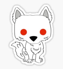 Ghost (Game of Thrones) Sticker