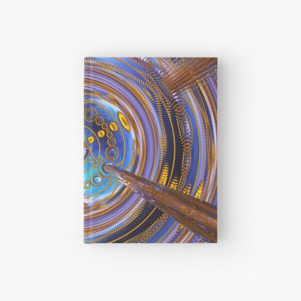 3rd Dimension Healing Code Hardcover Journal