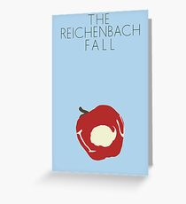 The Fall Greeting Card