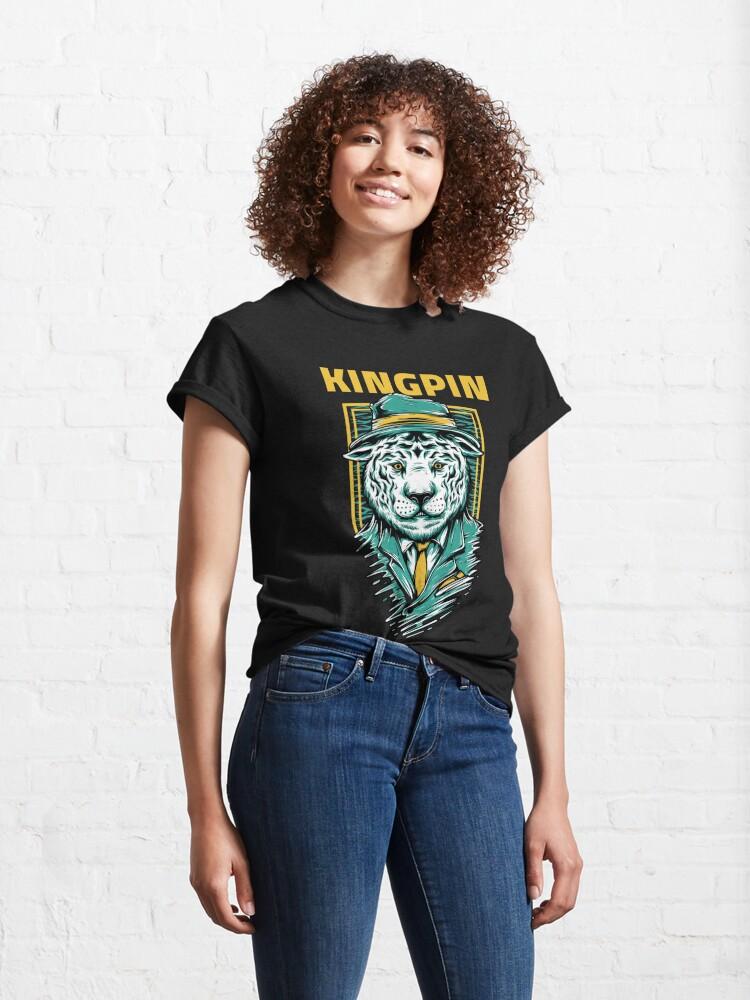 Alternate view of KINGPIN Classic T-Shirt