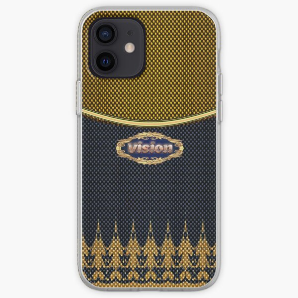 Vision with Decorations iPhone Soft Case