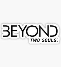 Beyond Two Souls Sticker
