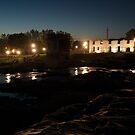 Before the Dawn at Falls Park by Scott Hendricks