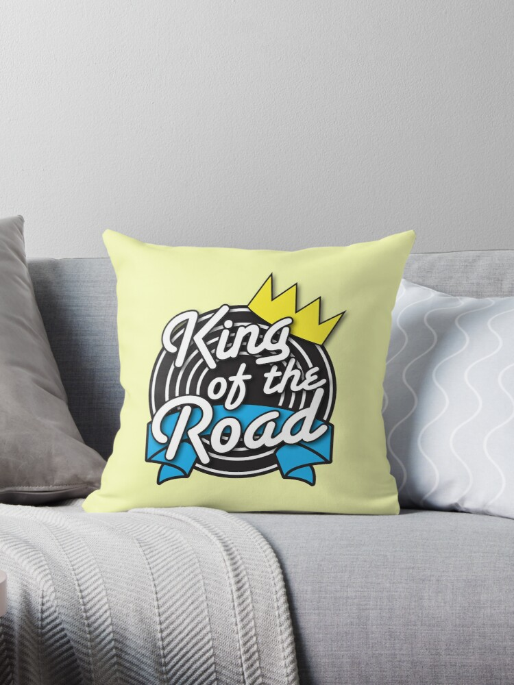 KING of the ROAD with crown by jazzydevil