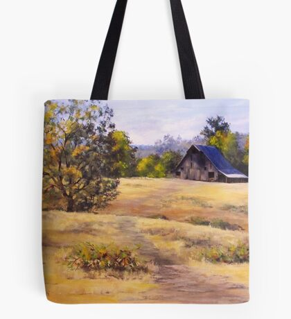Edge of Autumn Tote Bag