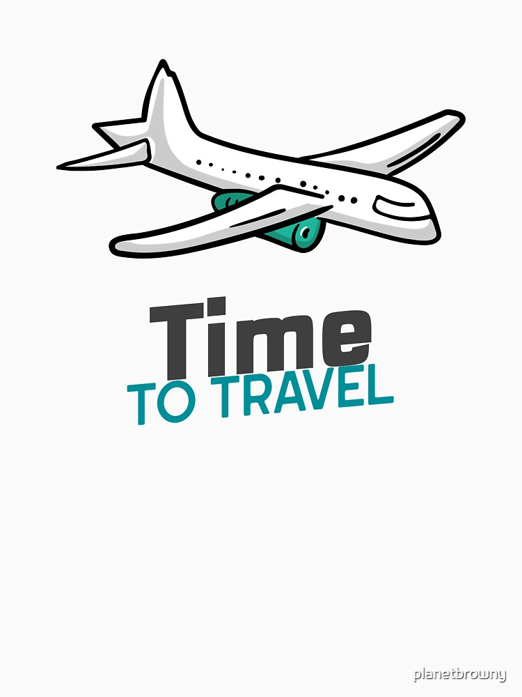 Time to travel von planetbrowny