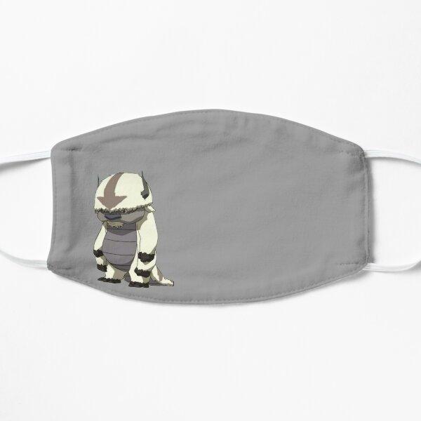 appa standing Flat Mask