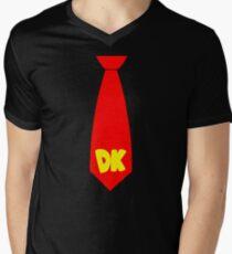 DK Tie Men's V-Neck T-Shirt