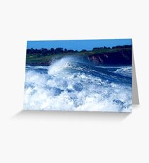 Swell Greeting Card