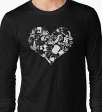 Barista Love Long Sleeve T-Shirt