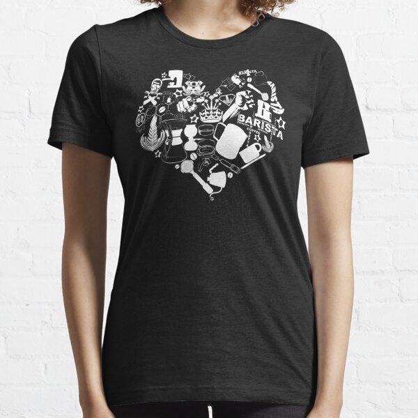 Barista Love T-shirt essentiel