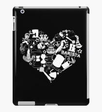 Barista Love iPad Case/Skin