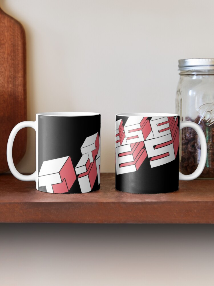 Alternate view of These Times Mug