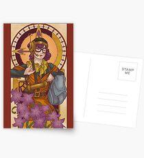 Chronos IV Postcards