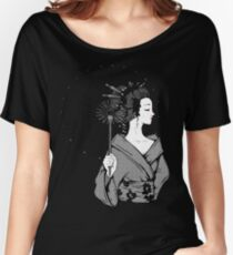 Vecta Geisha Women's Relaxed Fit T-Shirt