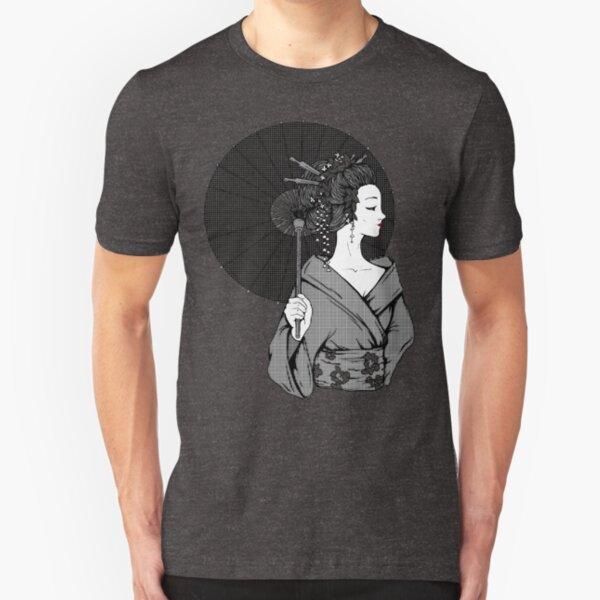 Vecta Geisha Slim Fit T-Shirt