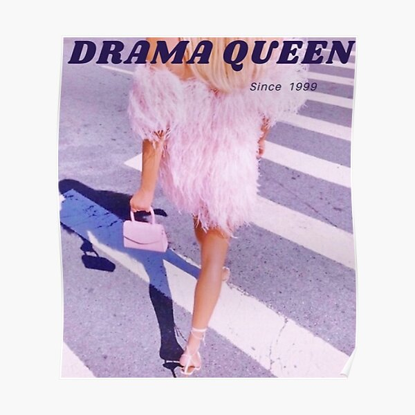 Drama Queen  Poster