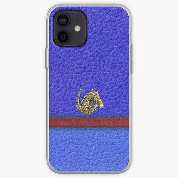 Lucky ShoeHorse (1) iPhone Soft Case