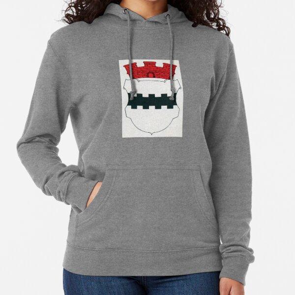 Opladen coat of arms - City of Opladen Leverkusen Lightweight Hoodie