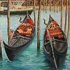 The Symbols of Venice by kirilart
